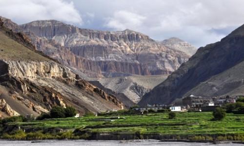 NEPAL / Mustang / Kagbeni / Kagbeni