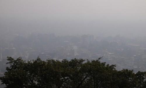 Zdjecie NEPAL / Kathmandu / Kathmandu / Narzekasz na smog w Polsce?