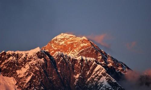 NEPAL / Himalaje Mahalangur Himal / Tengboche / Mt. Everest