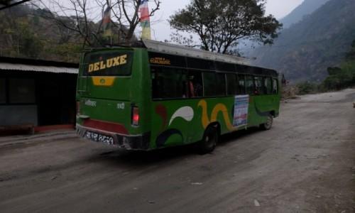 Zdjęcie NEPAL / Annapurna Conservation Area / Bhulbule / De Luxe :-)
