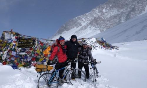 NEPAL / Annapurna Conservation Area / Thorung La / Japońska wytrwałość...