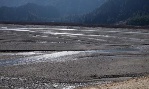 Zdjecie NEPAL / Annapurna Conservation Area / Larjung / Koryto rzeki Kali Gandaki