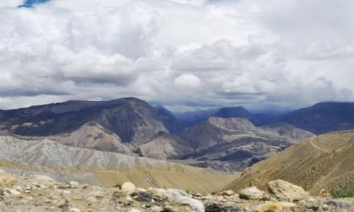 Zdjecie NEPAL / Mustang / w drodze / w Dolinie Mustang