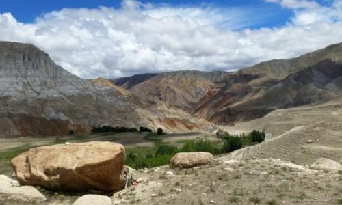 Zdjecie NEPAL / Mustang / Lo Mantang / okolice LoMantang