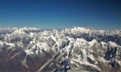 Zdjecie NEPAL / Himalaje /  seat 8C / Himalaje (na lewo od Ewki)