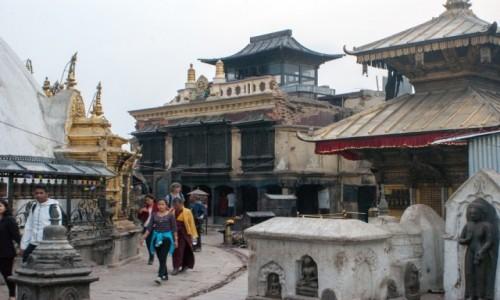 Zdjecie NEPAL / - / Nepal / wokól Manaslau