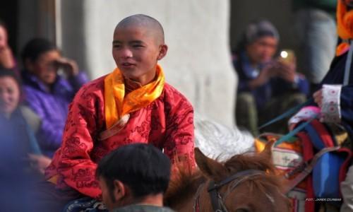 Zdjecie NEPAL / Upper Mustang / LoMantang / Mały Buddha