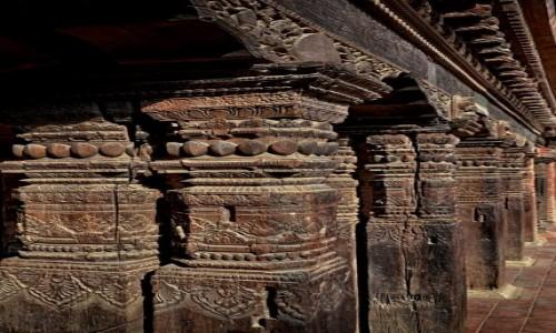 Zdjęcie NEPAL / Dolina Katmandu / Patan / detale...
