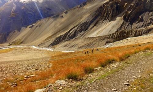 Zdjecie NEPAL / Annapurna / Annapurna / droga