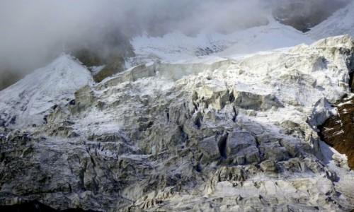 Zdjecie NEPAL / - / Annapurna  / Lodowiec Tilcho