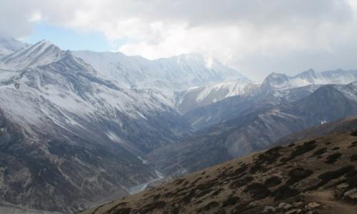 Zdjęcie NEPAL / Manang / Ice Lake / Annapurna Cirkuit