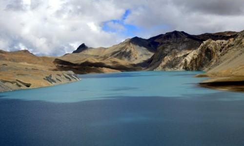 Zdjecie NEPAL / Annapurna / nnapurna / Jezioro Tilcho