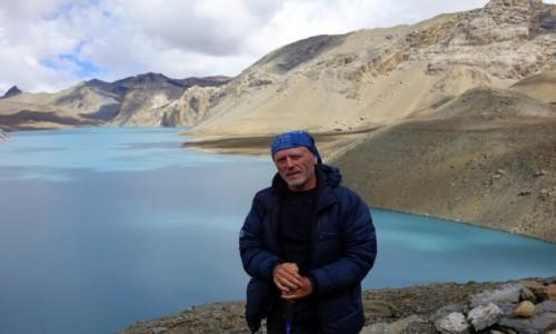 Zdjecie NEPAL / Annapurna  / Annapurna / Jezioro Tilicho