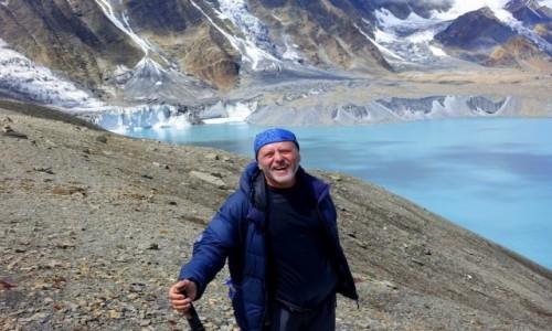 Zdjecie NEPAL / Annapurna / Annapurna / szczęśliwy