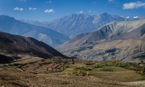 Zdjęcie NEPAL / Mustang / Jharkot / przekładaniec...