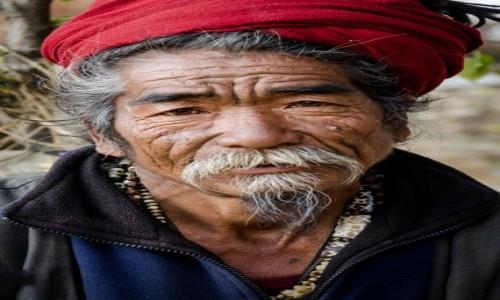Zdjęcie NEPAL / Mustang / Muktinath / patrz mi w oczy...