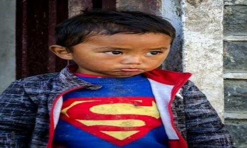 Zdjęcie NEPAL / Mustang / Kagbeni / superman...
