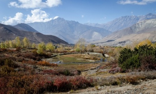 Zdjęcie NEPAL / Mustang / Muktinath / poza szlakiem...