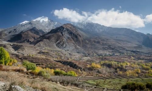 Zdjęcie NEPAL / Mustang / Jhong / wiatr w polu...