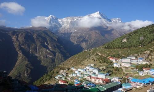 Zdjęcie NEPAL / Park Narodowy Sagarmatha / Namche Bazar / Namche Bazar