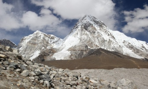 Zdjecie NEPAL / Park Narodowy Sagarmatha / Lobuche-Gorak Shep / Na trasie EBC