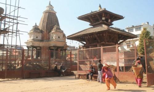 Zdjecie NEPAL / Katmandu / Patan Starowka / Patan