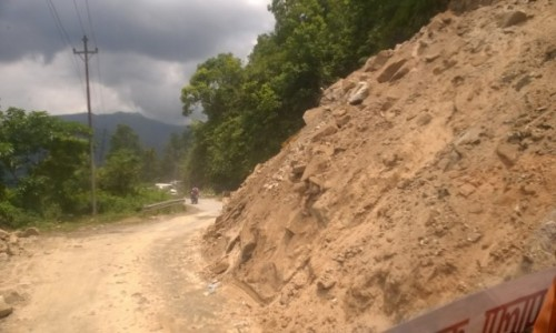 Zdjecie NEPAL / - / Tansen - Pokhara / Droga Tansen - Pokhara