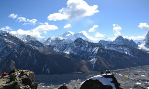 Zdjecie NEPAL / Everest / W drodze do.... / takie górki fajne