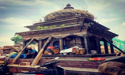 Zdjecie NEPAL / Khatmandu / Khatmandu / Khatmandu Streets
