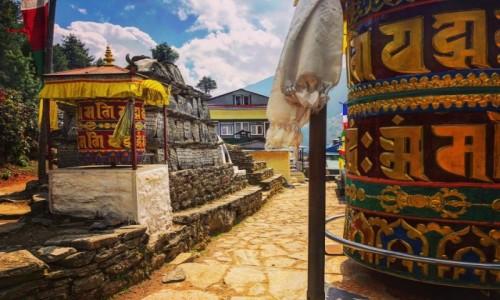 Zdjecie NEPAL / Sagarmatha / Sagarmatha / EBC Trek