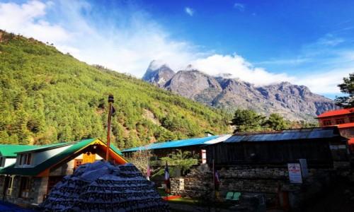 Zdjecie NEPAL / Sagarmatha Park / Sagarmatha Park / EBC Trek