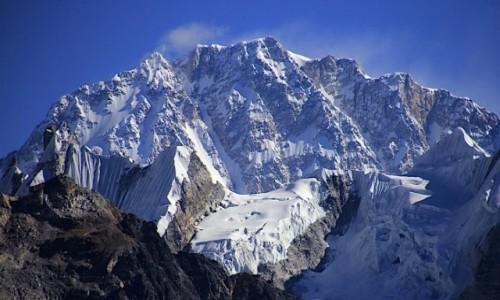 Zdjecie NEPAL / Langtang / Ganjala Pass / Shishapagma