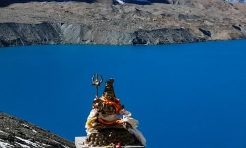 Zdjecie NEPAL / Khangsar / Tilicho Lake / Bożek
