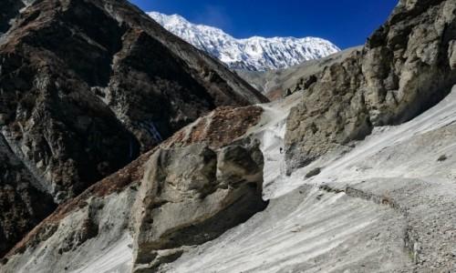 Zdjecie NEPAL / Khangsar / Himalaje / Tilitso Himal