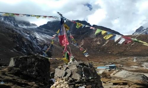 NEPAL / Himalaje / region Everestu / Na szlaku