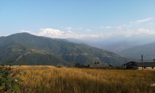 Zdjecie NEPAL / Annapurna Conservation Area  / Pokhara / Mardi himal trek