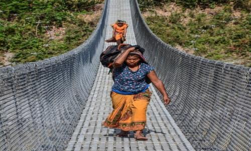 Zdjecie NEPAL / - / - / Kobiety Nepalu 2