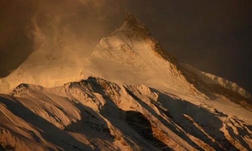 NEPAL / - / Himalaje / Manaslu