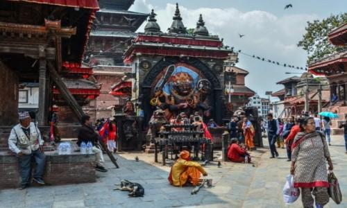 Zdjecie NEPAL / - / Katmandu / Katmandu