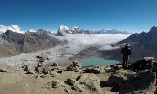 Zdjecie NEPAL / Himalaje  / Gokyo Ri / nepal