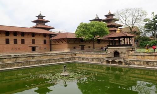 Zdjecie NEPAL / Kotlina Katmandu / Patan, Nepal / Durbar Square Patan. Nepal