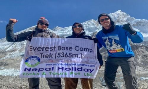 Zdjecie NEPAL / autuman / kathmandu / Everest Base Camp