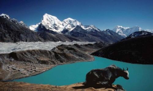 NEPAL / autuman / kathmandu / Everest Base Camp