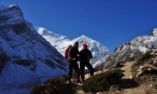Zdjecie NEPAL / Manaslu / Dharmasala / Manaslu trek