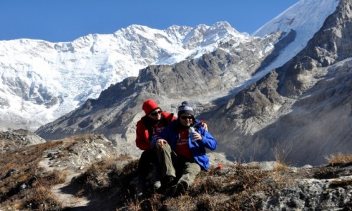 Zdjecie NEPAL / Kanchenjunga / Oktang / Kanchenjunga