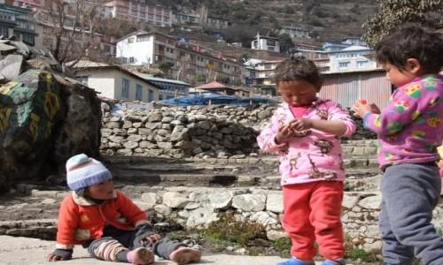 Zdjęcie NEPAL / Khumbu / Namche Bazar / Namche Bazar
