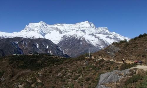 Zdjęcie NEPAL / Khumbu / Everst View Hotel Syangboche / Kongde Ri