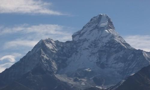 Zdjęcie NEPAL / Khumbu / Khumjung / Ama Dablam