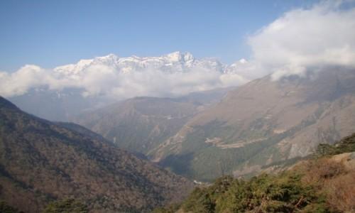 Zdjęcie NEPAL / Himalaje / Himalaje / Kongde Ri