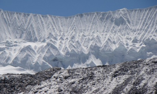 NEPAL / Himalaje / Dolina Imja Khola / Dolina Imja Khola